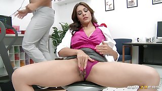 Obese dick destroys pussy and tight ass of mature pornstar Raylene