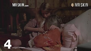 Claudia Karvan and other naked celebrities compilation video