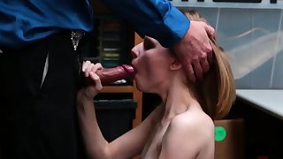 Police bound with an increment of gagged xxx Grand Theft - LP team has