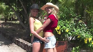 Carli Banks and Certitude - Cowgirls