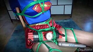 Supergirl Destroyed