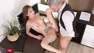 Teen Component Stasia Prefers Anal to Working