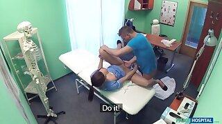 Doctor Prank Calls His Sexy Nurse