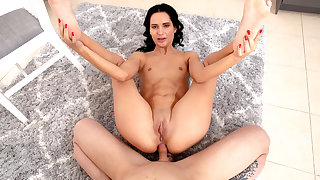 Teens Analyzed - Megan Venturi - Teen brunette pre-eminent anal sex