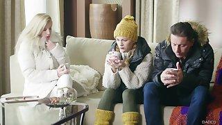 Subhuman threesome with offbeat GF Jenny Mason added to Lara De Santis
