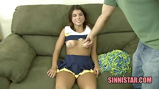 cute cheerleader teen porn integument