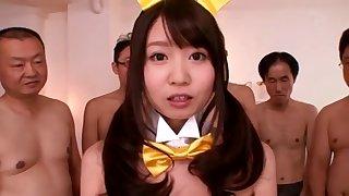 Aika Yumeno The Bukkake Bunny - Asian Porn