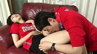 Amateur Korean cuple teen fucking involving hotel clip 6